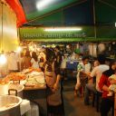 Night Market Food Stall Hat Yai